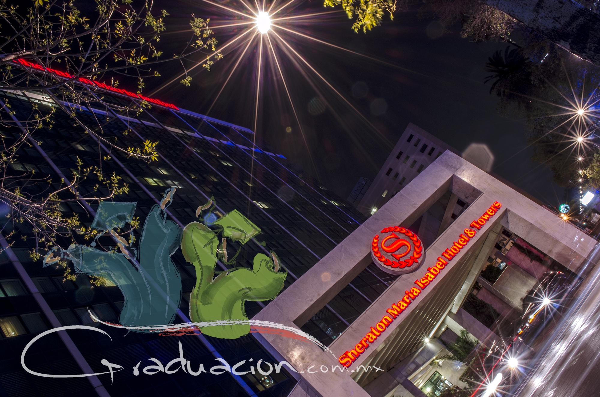 Graduaciones Hotel Sheraton María Isabel Graduacion.com.mx