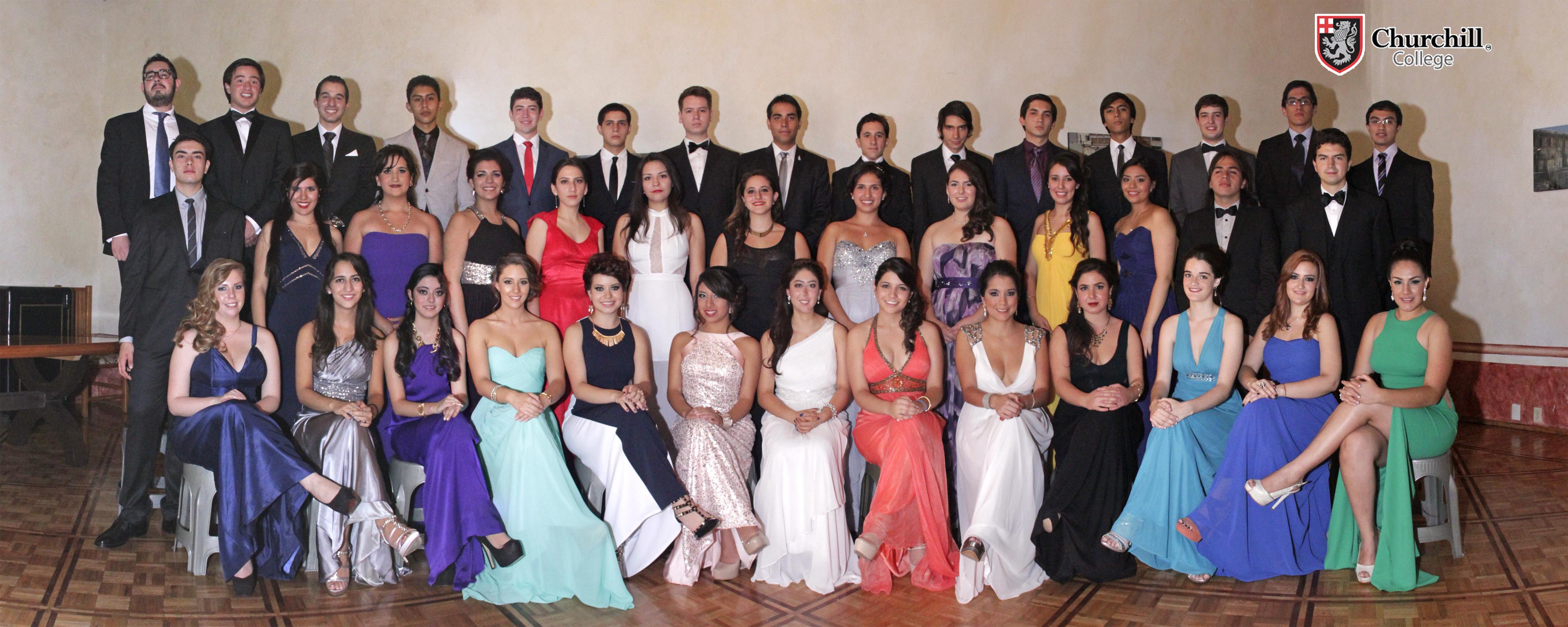 Graduaciones Churchill College @GraduacionMX #GraduacionChurchillCollege Casa del Corregidor 2014