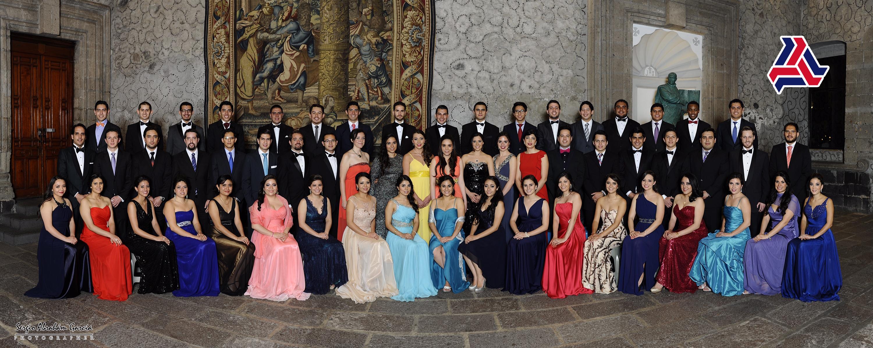 Graduaciones La Salle Medicina vizcaínas 2014 @GraduacionMX #MedicinaLaSalle
