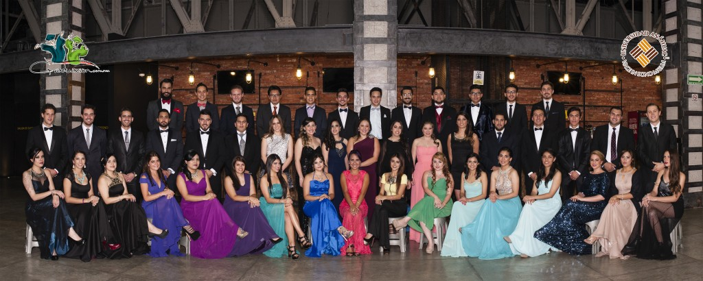 Primera Generacion Anahuac DEE