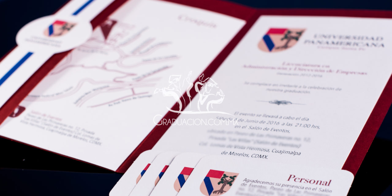 Graduaciones Universidad Panamericana Santa Fe 2016 #PanamericanaDireccion