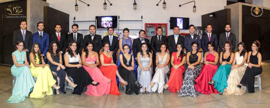 PANORAMICA Graduacion Anahuac