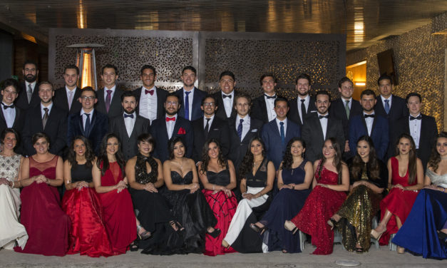 Graduaciones IBERO Negocios Internaciones Hotel Hilton Santa Fe Universidad Iberoamericana season 2016 late