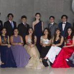 Graduaciones Colegio Columbia Salón Privado season 2017 mid