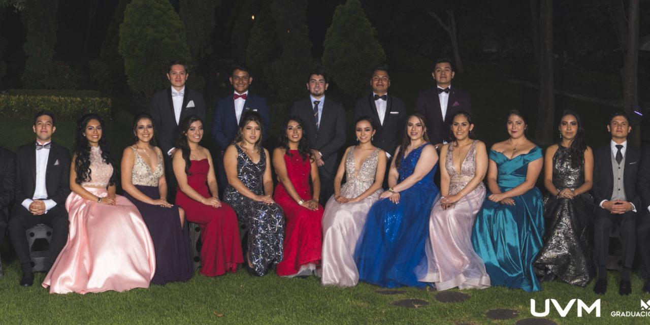 Graduaciones UVM GLION Ponsá MID 2019