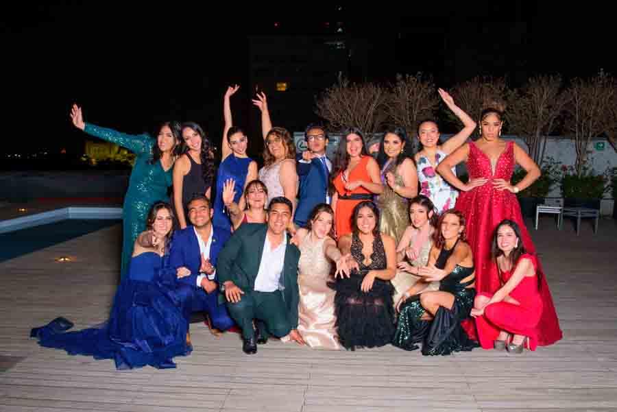 GRADUACIONES Anahuac Sur DEE Hilton Reforma SEASON 2019 LATE